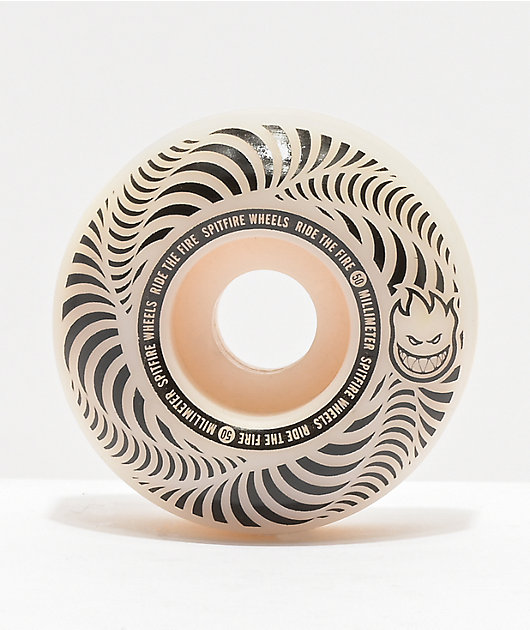 Spitfire Flashpoint 50mm 99a Skateboard Wheels