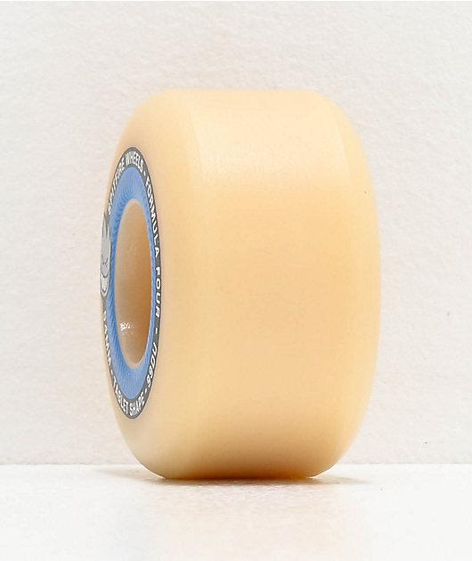 Spitfire Formula Four Tablet 54mm 99a Blue & Natural Skateboard Wheels