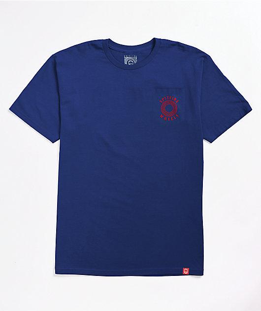 Spitfire Hollow Classic Blue T-Shirt