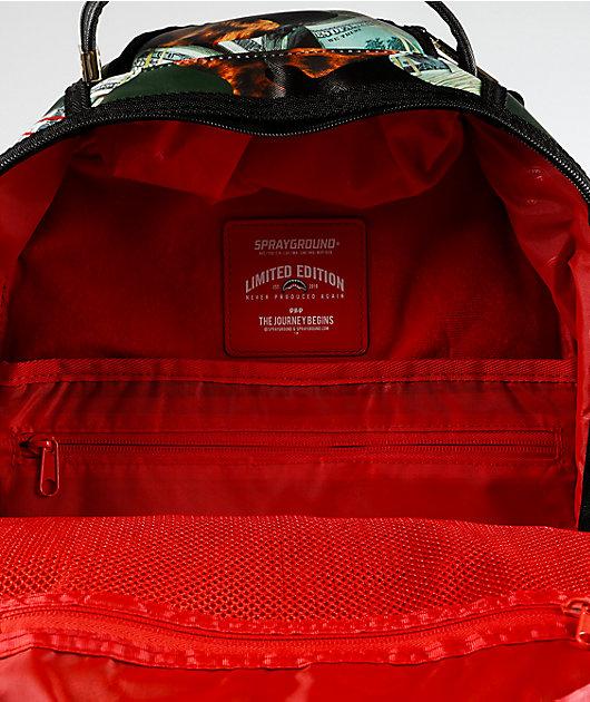 Sprayground Hero Shark Vegan Backpack