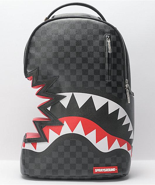 Sprayground Sharkbite In Paris Backpack