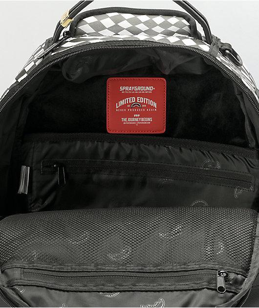 Sprayground Trippy Shark Backpack