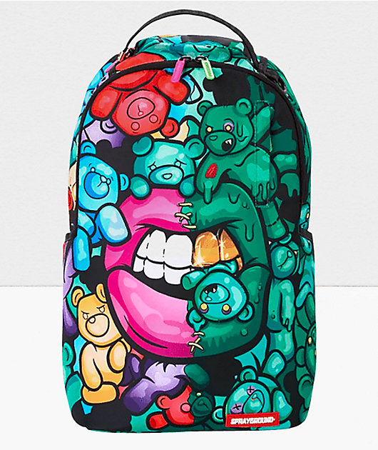 Sprayground Zombie Gummy Lips Vegan Backpack