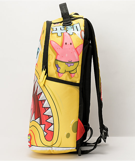 Sprayground x Spongebob Japanime Backpack