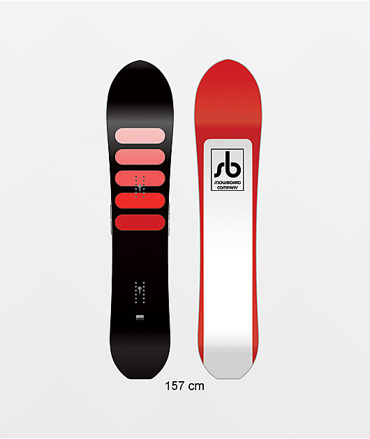 Spring Break Powder Racer Snowboard 2022