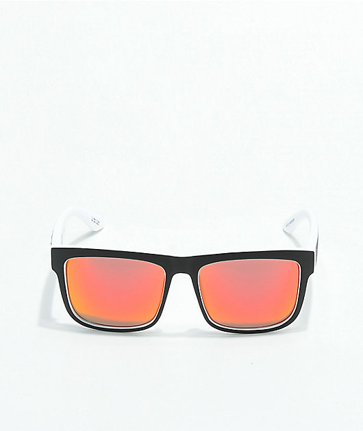 Spy Discord Whitewall Red Spectra Sunglasses