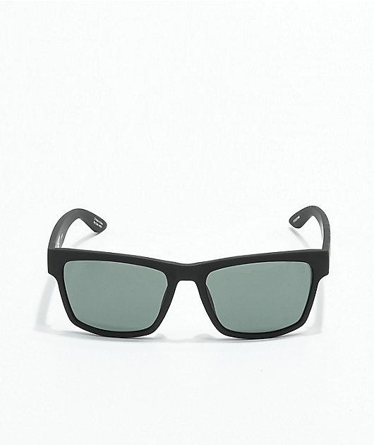 Spy Haight 2 Soft Matte Black Sunglasses