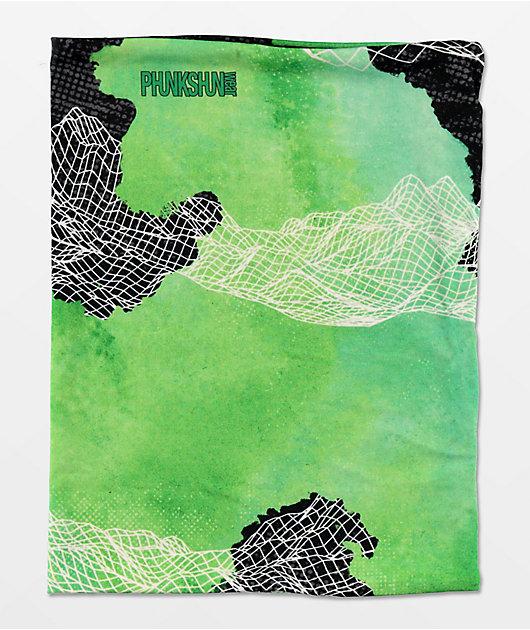 Spy x Phunkshun Marshall Black & Green Snowboard Goggles