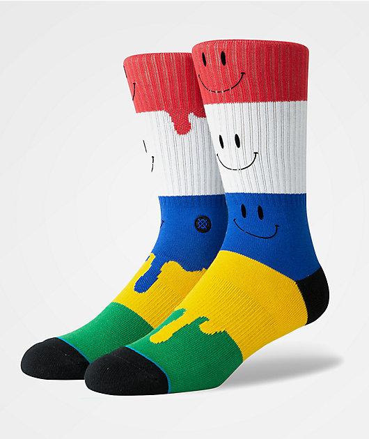 Stance Facemelt Crew Socks