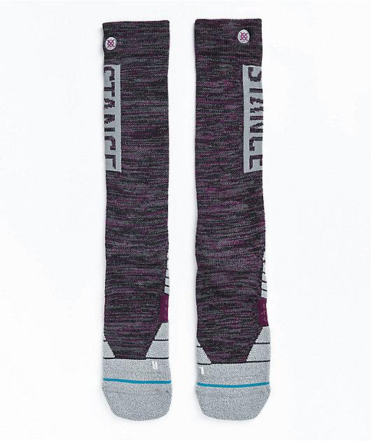 Stance OG Black Snow Socks