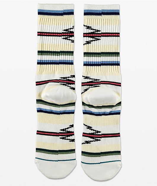 White Stance Socks Odessa Socks