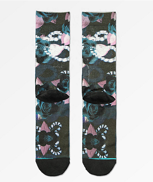 Stance Ora Black Crew Socks