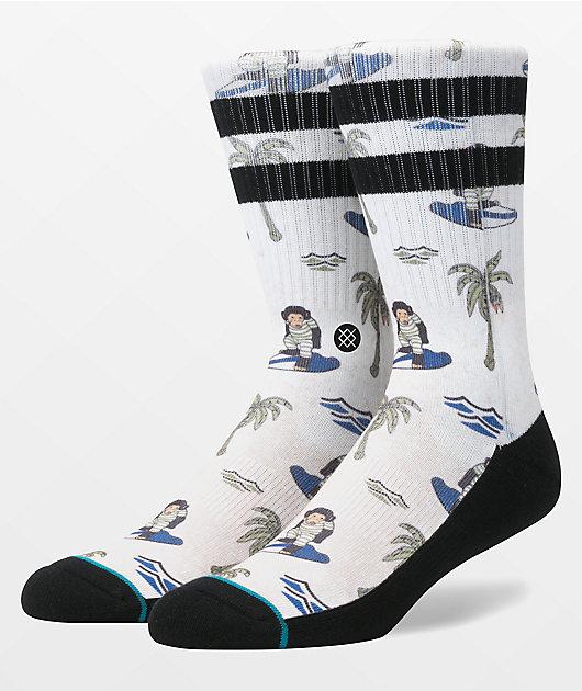 Stance Surfing Monkey Crew Socks