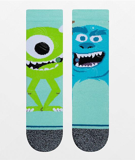 Stance x Monsters, Inc. Monstropolis Crew Socks