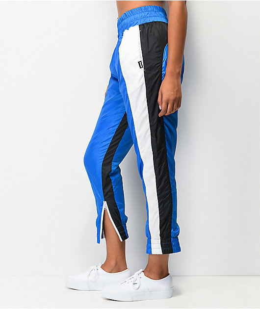 Starter Colorblock pantalones de chándal azules