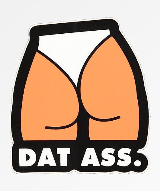 Stickie Bandits Dat Ass 2 Sticker