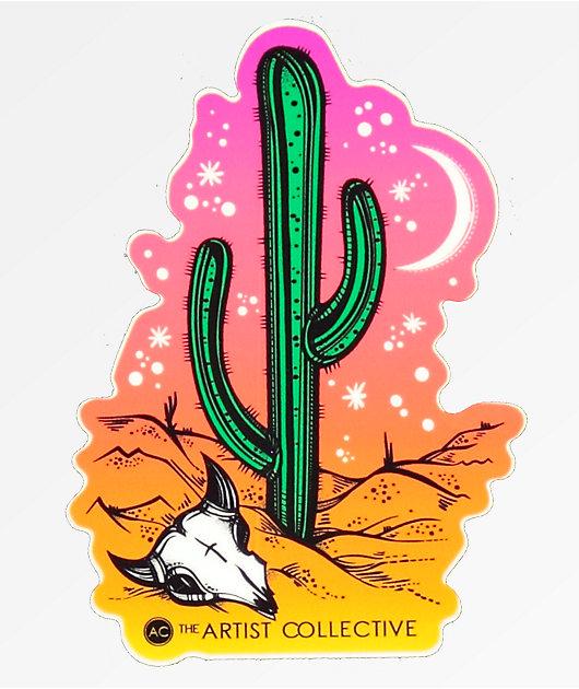 Stickie Bandits Desert Night Sticker