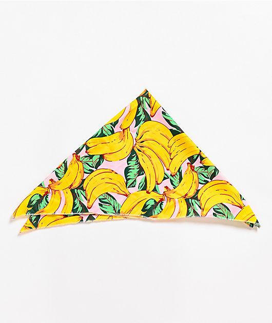 Stone + Locket Banana Bandana