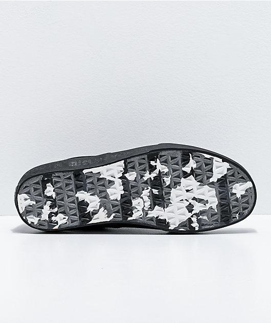 Straye x Zero Gower zapatos de skate negros