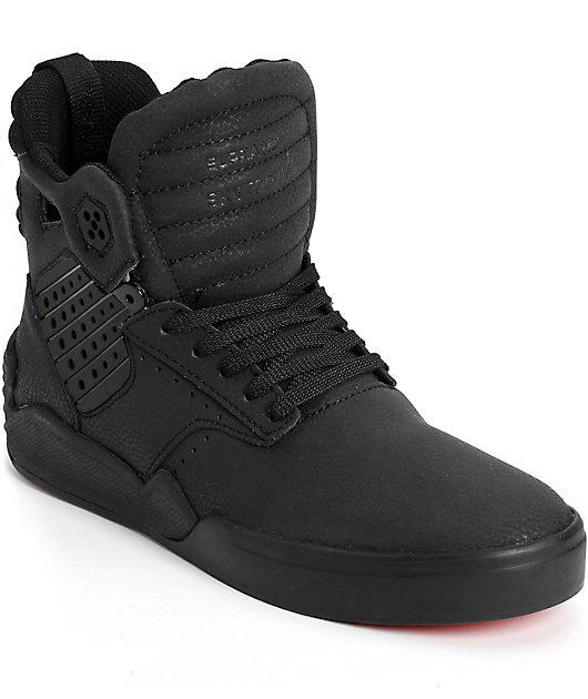 Supra Skytop IV Skate Shoes   Zumiez
