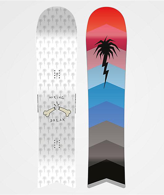 Tabla de snowboard Spring Break Slush Slasher 2021 de Capita