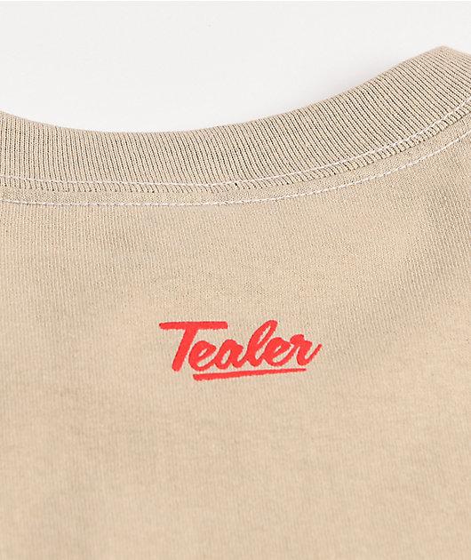 Tealer x Looney Tunes Family Sand T-Shirt