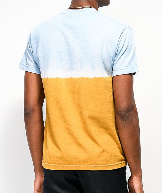 Teenage Don't Bite Blue & Brown T-Shirt