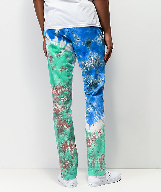 Teenage Tie Dye Chino Pants