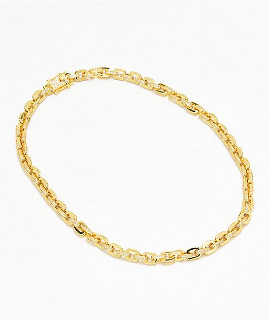The Gold Gods 5mm Hermes Link 18