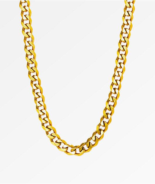 The Gold Gods cadena micro Cubana 28