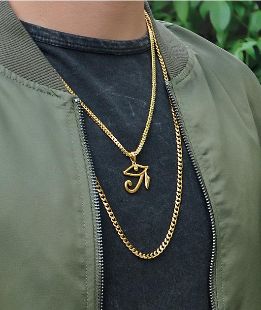 The Gold Gods collar 28