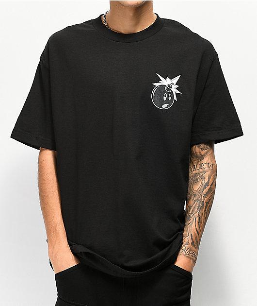 The Hundreds Color Adam Black T-Shirt