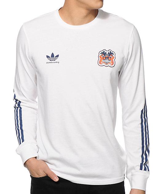 The Hundreds x adidas Long Sleeve Soccer Jersey