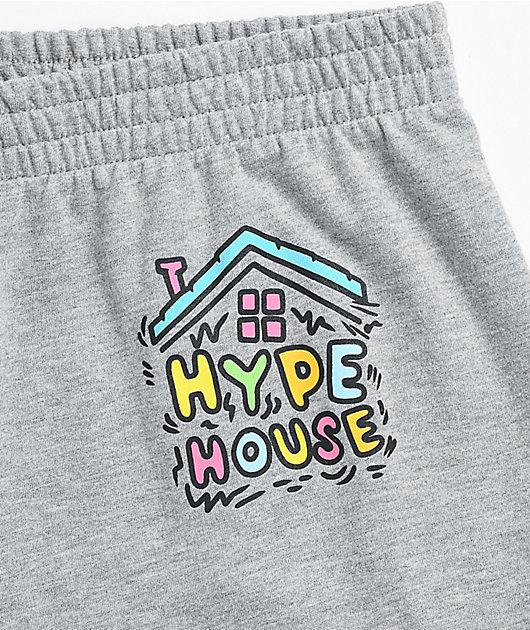 The Hype House Shake Grey Sweatpants