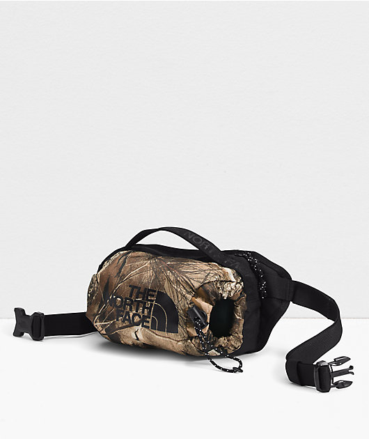 The North Face Bozer III Forest Flood & Black Fanny Pack