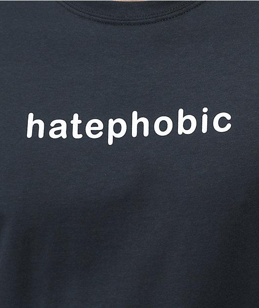 The Phluid Project Hatephobic Black T-Shirt