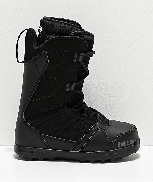 ThirtyTwo Exit 2020 botas de snowboard negras para mujeres