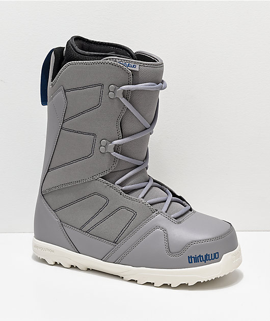 ThirtyTwo Exit Grey Snowboard Boots 2019