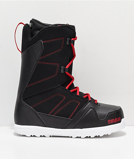 ThirtyTwo Exit Red Snowboard Boots 2019