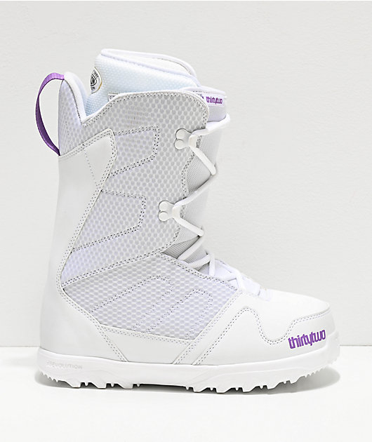 ThirtyTwo Exit White Snowboard Boots Women's 2020