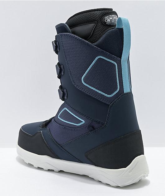 ThirtyTwo Light Navy Snowboard Boots 2021