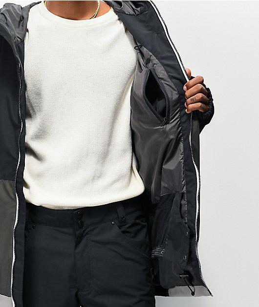 ThirtyTwo Method 10K chaqueta de snowboard negra