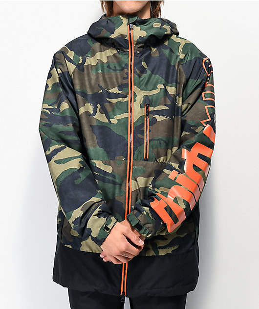 ThirtyTwo Method Camo 15K Snowboard Jacket
