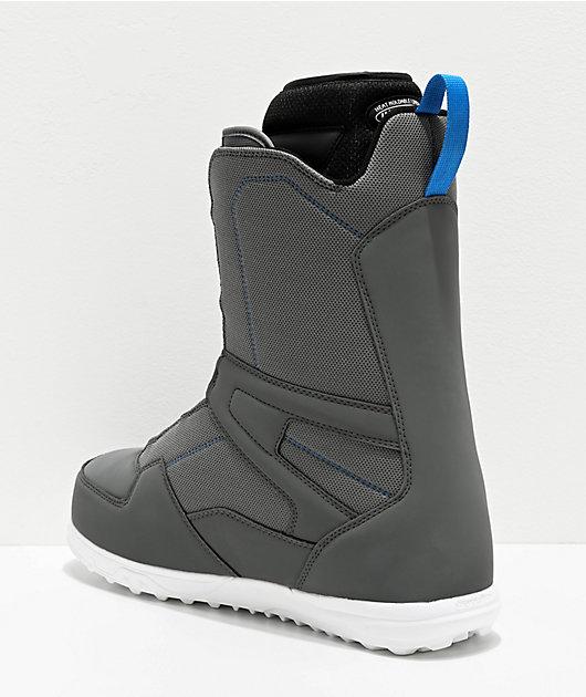 ThirtyTwo Shifty Boa 2020 botas de snowboard grises