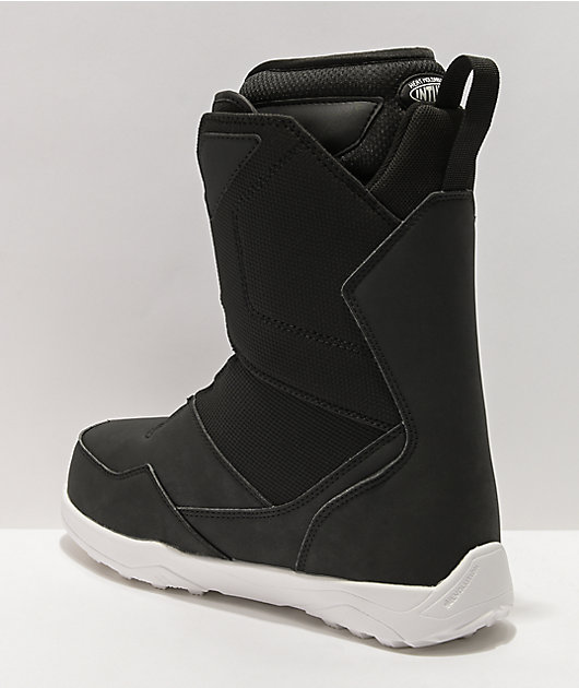 ThirtyTwo Shifty Boa Black Snowboard Boots 2021