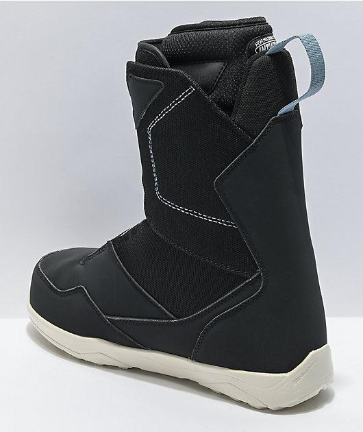 ThirtyTwo Shifty Boa Black Snowboard Boots Women's 2021