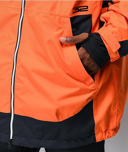 ThirtyTwo Team Orange 15K Snowboard Jacket