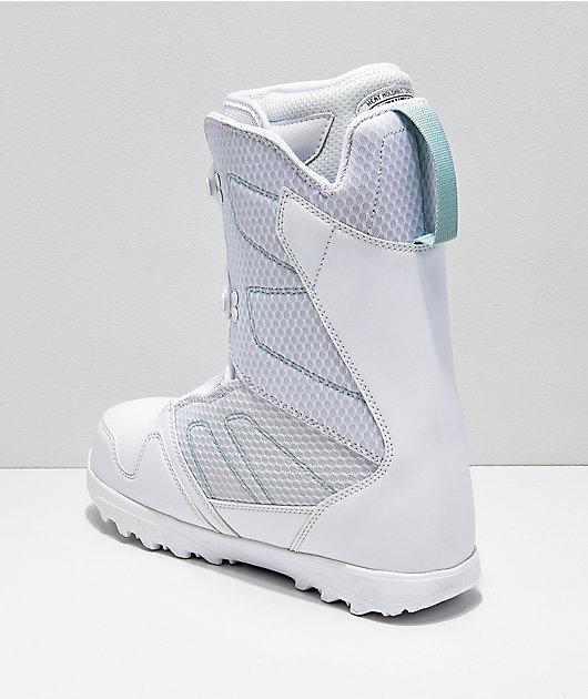 ThirtyTwo Womens Exit White Snowboard Boots 2019