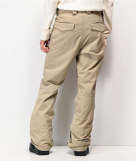 ThirtyTwo Wooderson Stone 10K Snowboard Pants