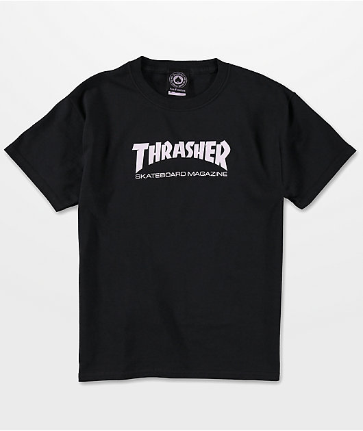 Thrasher Boys Mag T-Shirt